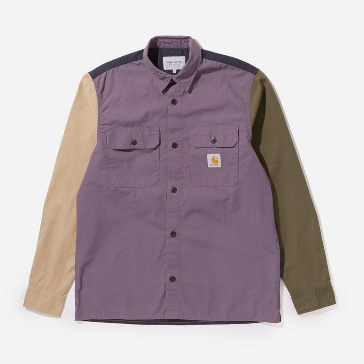 Carhartt WIP Long Sleeve Valiant Shirt