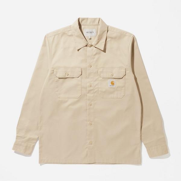 Carhartt WIP Long Sleeve Master Shirt