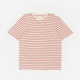Folk Striped Slub T-Shirt