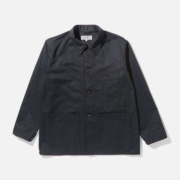 Engineered Garments Workaday Utility Jacket Cotton Twill