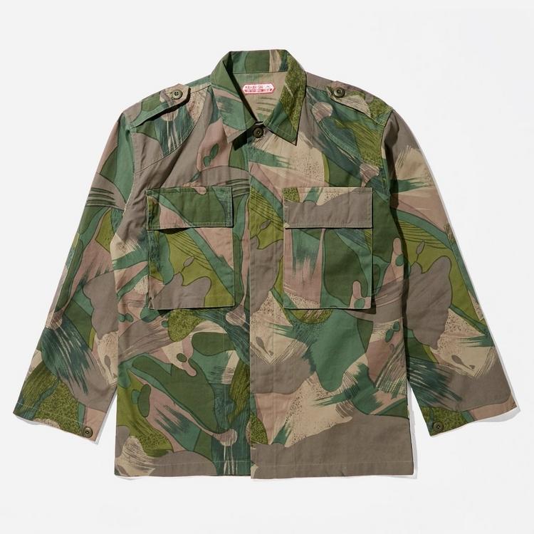 Maharishi Camo Advisors Overshirt