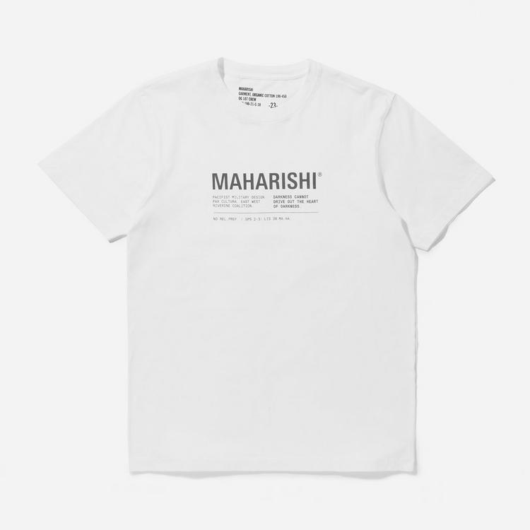 Maharishi Miltype 21 T-Shirt