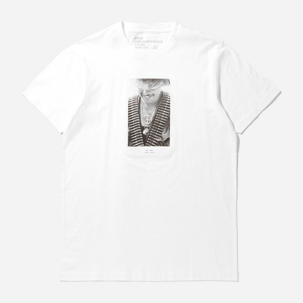Maharishi Tim Page War Peace T-Shirt