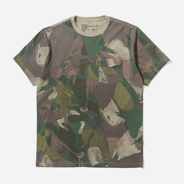Maharishi Night Camo T-Shirt