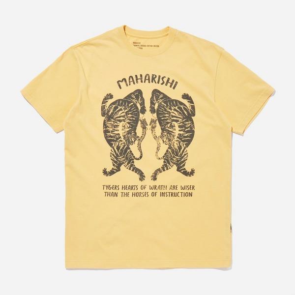 Maharishi Tigers Of Wrath T-Shirt