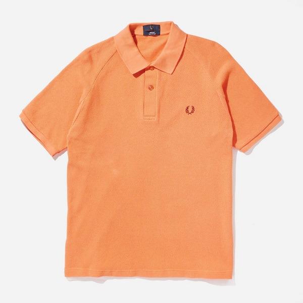 Fred Perry Pique Polo Shirt