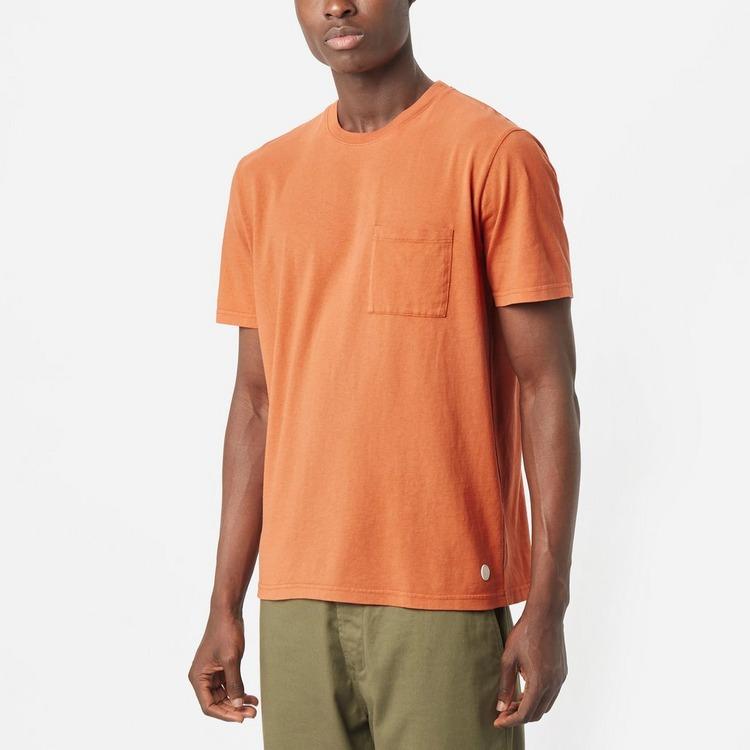 Folk Pocket T-Shirt