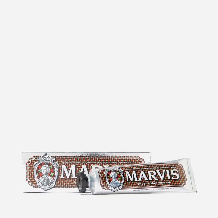 Marvis Sweet & Sour Rhubarb Toothpaste 75ml
