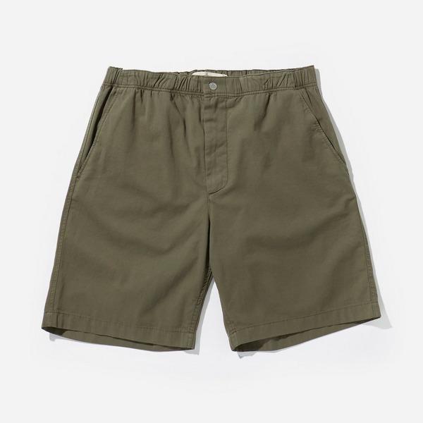 Norse Projects Ezra Twill Shorts