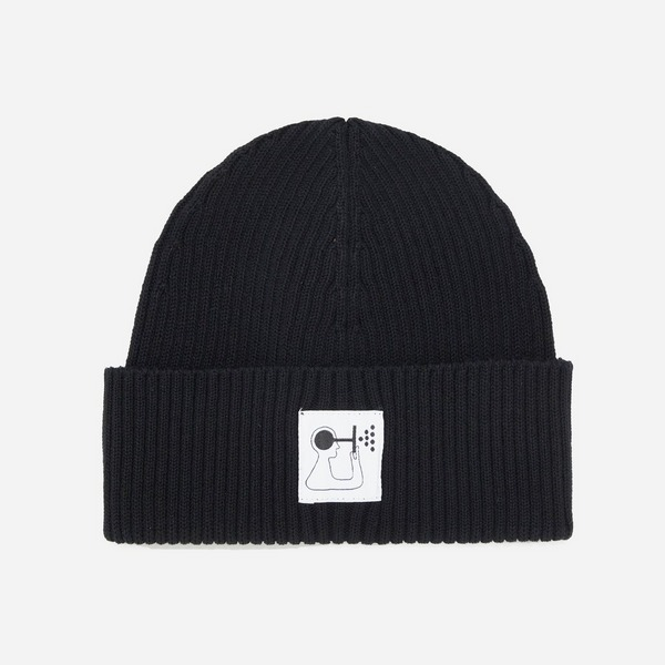 Norse Projects x Geoff McFetridge Ribbed Beanie