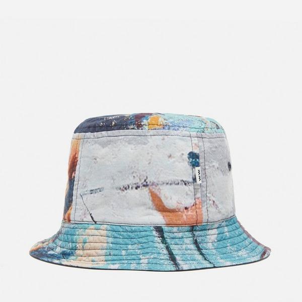 Wood Wood x Jon Pilkington Reversible Bucket Hat