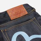 Evisu Red Seagull Raw Jeans