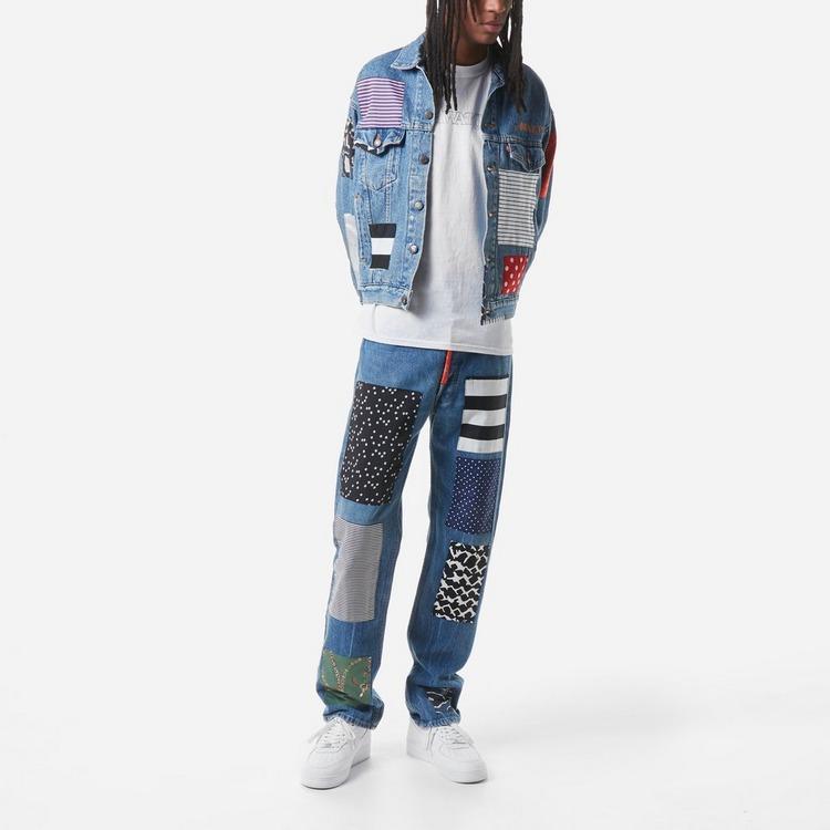 Awake NY x Levis Patchwork 501 Jeans