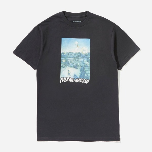 Fucking Awesome Helicopter T-Shirt