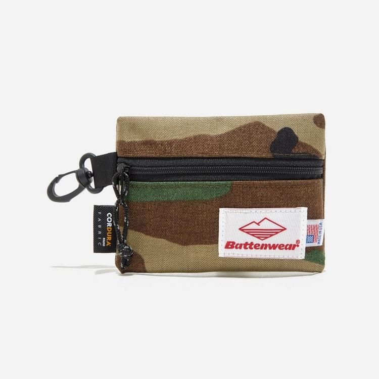 Battenwear Cordura Small Zip Pouch