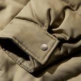 Uniform Bridge Down Shirt Jacket