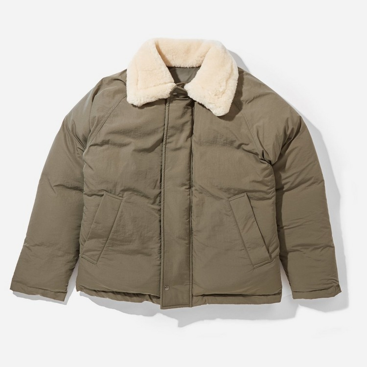 Uniform Bridge Ranger Down Parka