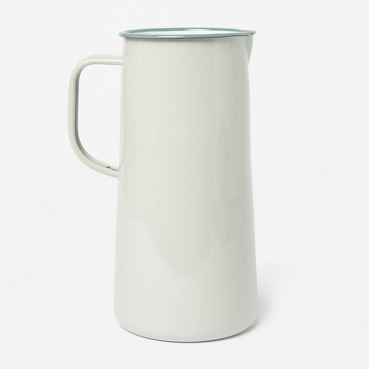 Falcon Enamelware Three Pint Jug