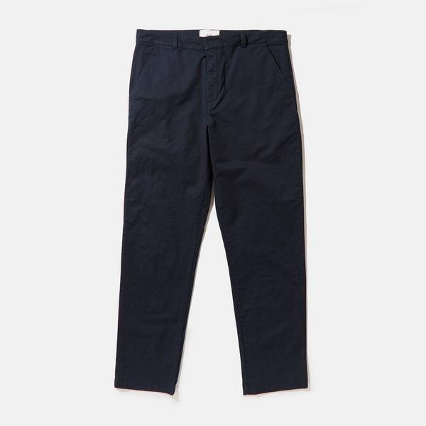 Folk Cotton Linen Trouser