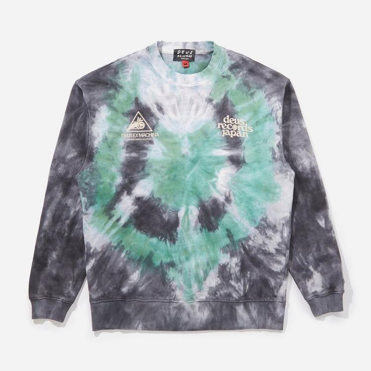 Deus Ex Machina James Tiedye Sweatshirt