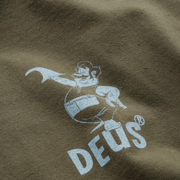 Deus Ex Machina Kraftwork T-Shirt