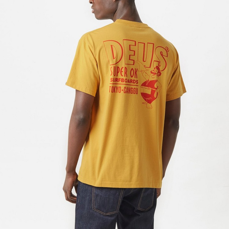 Deus Ex Machina Kraftwork T-Shirt