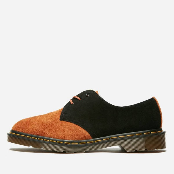 Dr. Martens x Stead 1461 Desert Suede Shoe Made In England