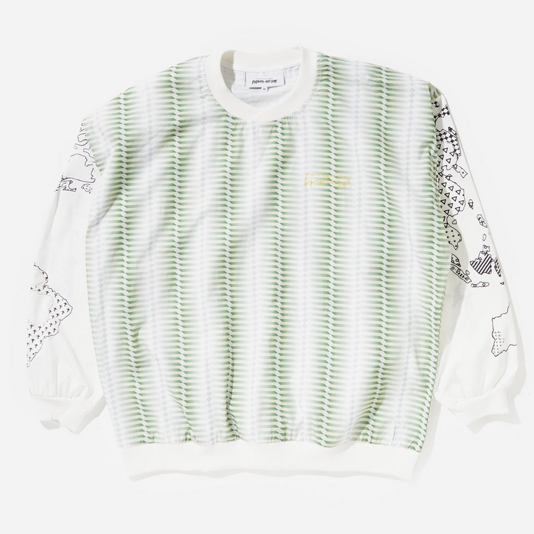 Fucking Awesome Pullover Jacket