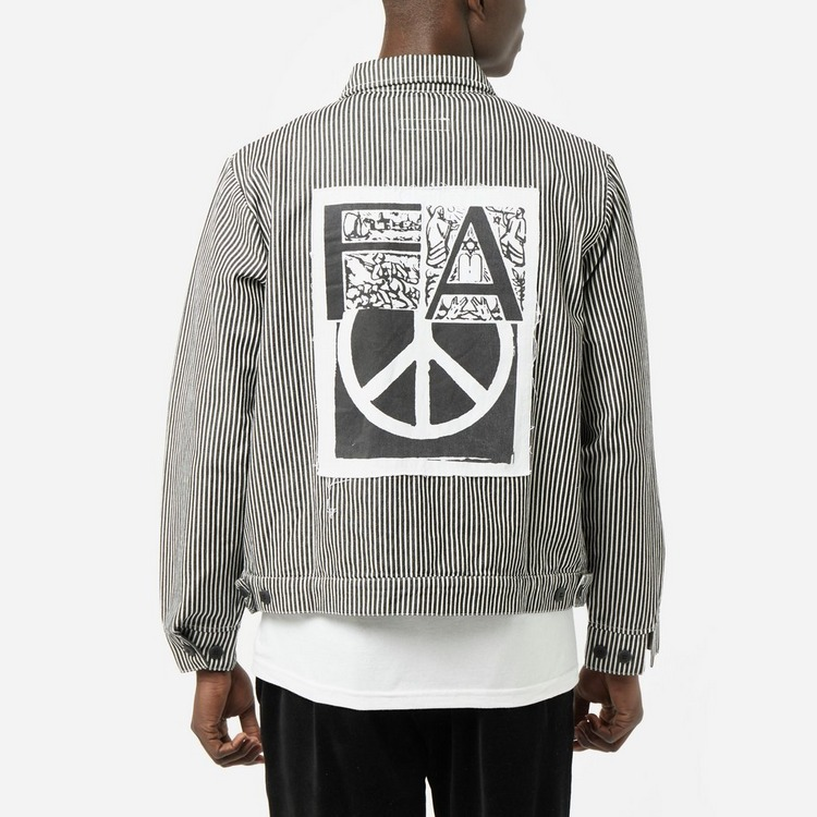 Fucking Awesome Peace Work Jacket