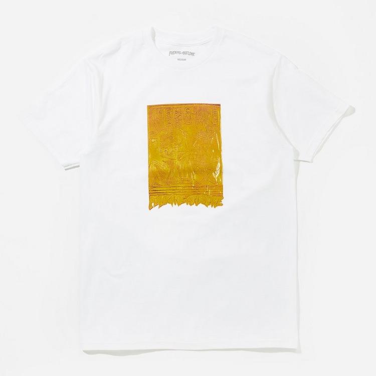 Fucking Awesome Gold Hieroglyphic T-Shirt