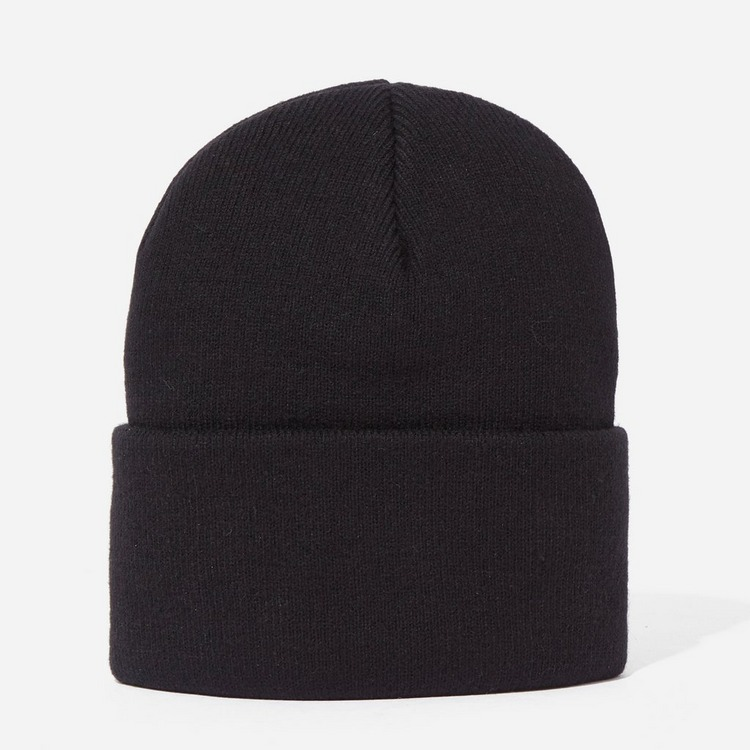 Fucking Awesome Applique Cuff Beanie