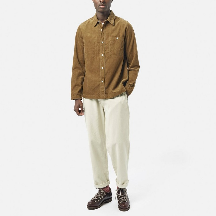 Norse Projects Arnold Cord Shirt