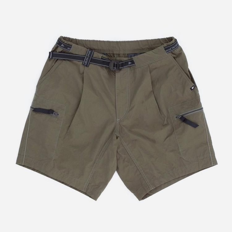 and wander Nylon Taffeta Shorts