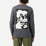 by Parra Mandinka Long Sleeved T-Shirt