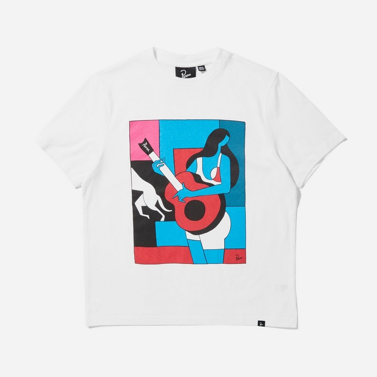 by Parra Hardly Stand It T-Shirt