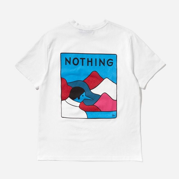 by Parra Nothing T-Shirt
