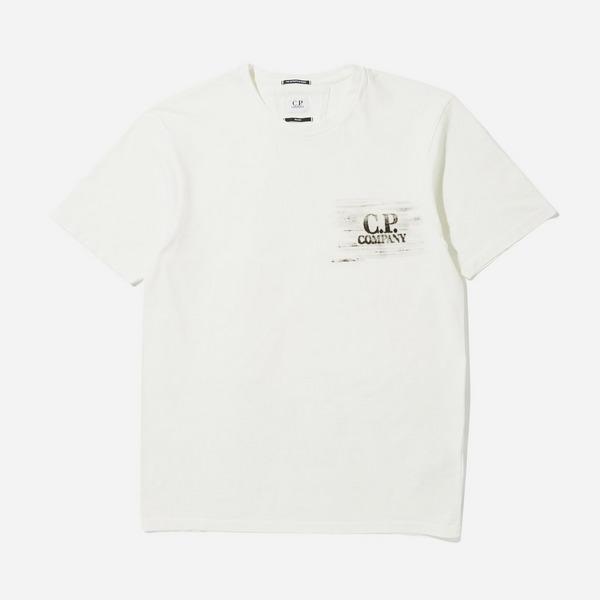 CP Company Metropolis Back Print T-Shirt