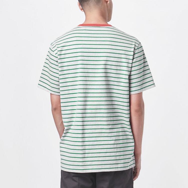 Eastlogue One Pocket Border T-Shirt