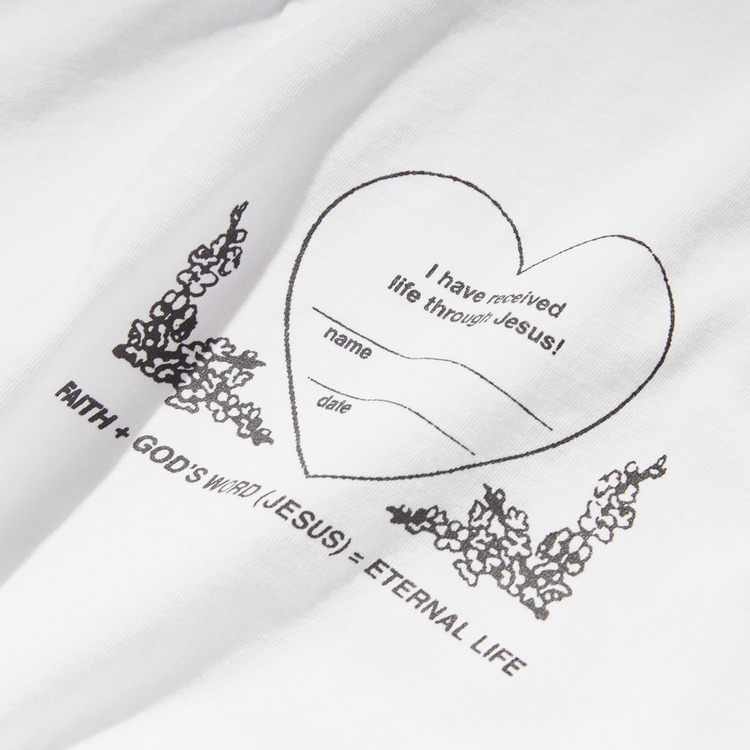 Aries Multi Graphic T-Shirt