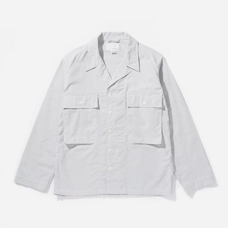 Nanamica Vacation Utility Shirt Jacket