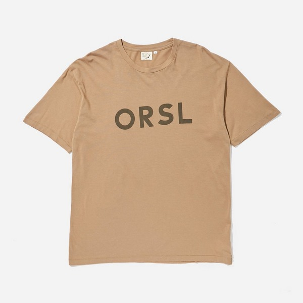 orSlow Orsl Print T-Shirt