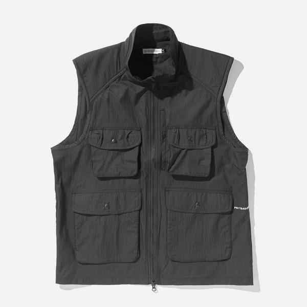 Pop Trading Company Safari Vest