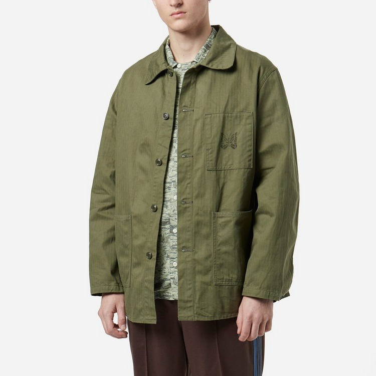 Needles D.N Coverall Jacket