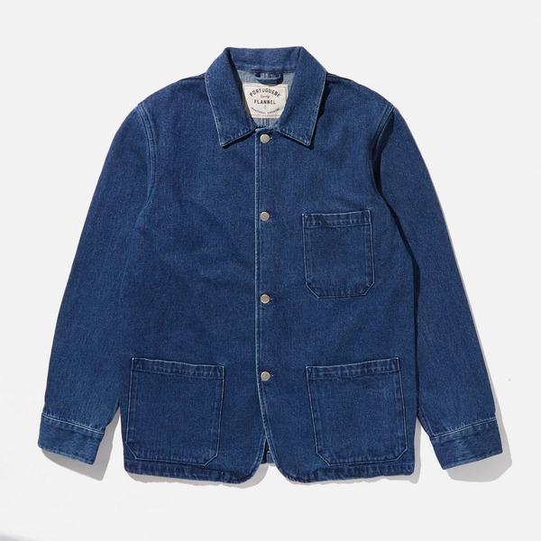 Portuguese Flannel Labura Jacket