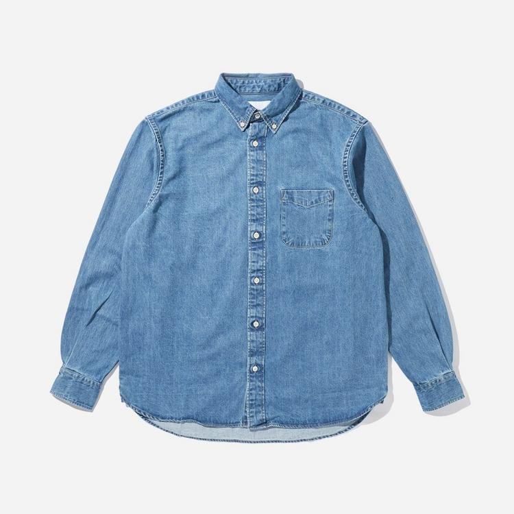 Adsum Premium Denim BD Shirt