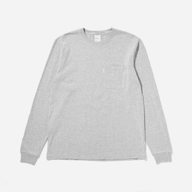Adsum Long Sleeved Pocket T-Shirt