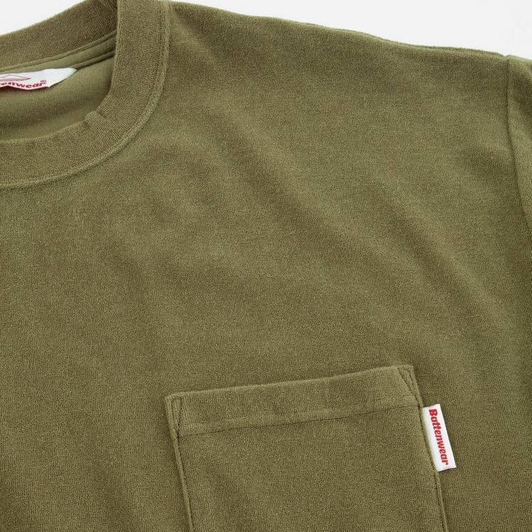 Battenwear Beach Short Sleeve Pocket T-Shirt