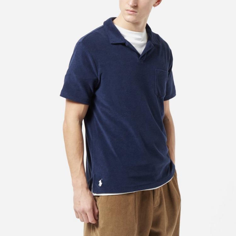 Polo Ralph Lauren Terry Towel Polo Shirt