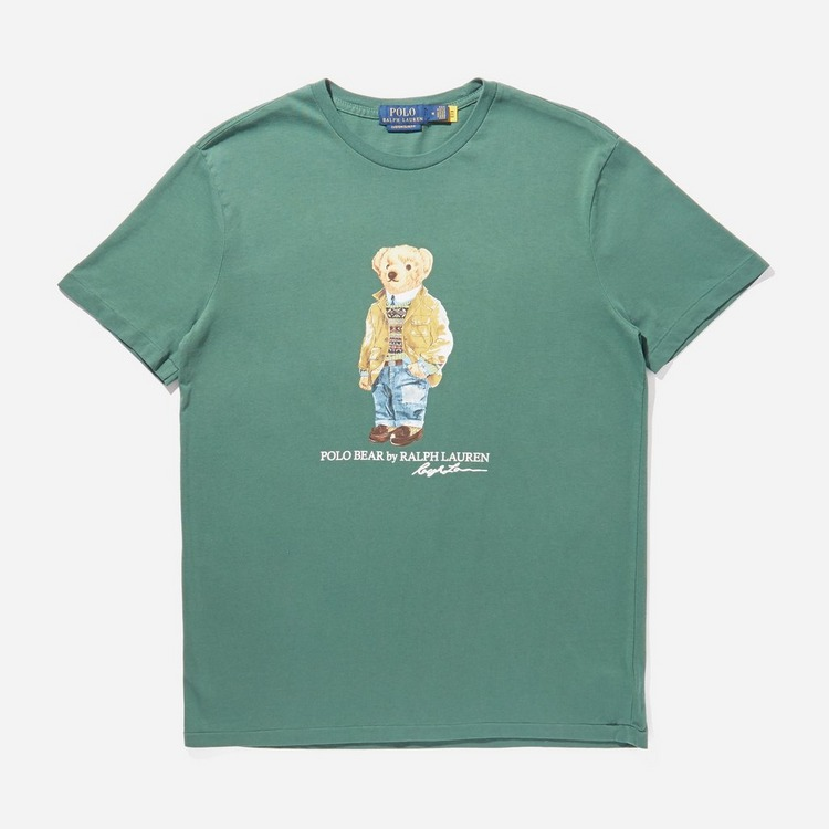 Polo Ralph Lauren Preppy Bear T-Shirt