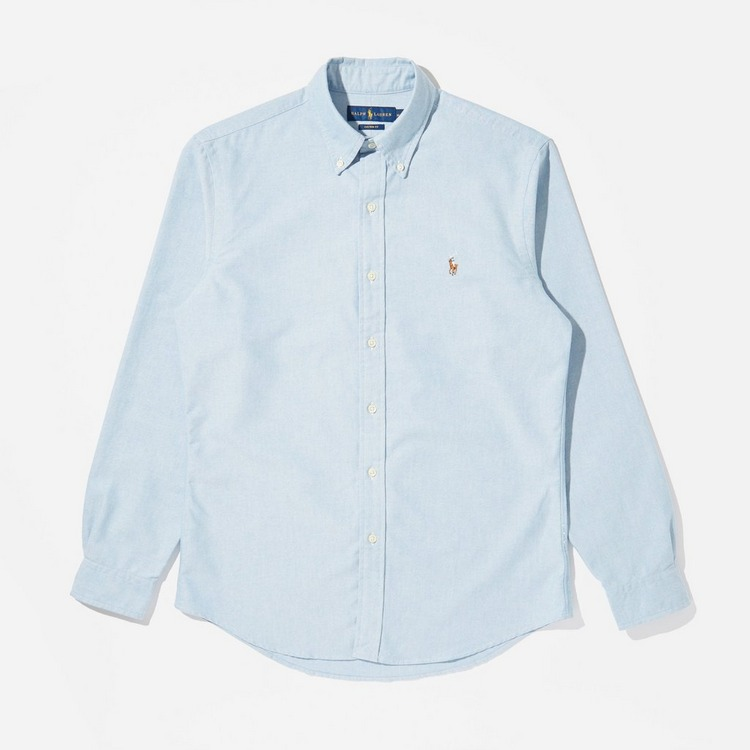 Polo Ralph Lauren Oxford Long Sleeved Shirt